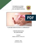 Monograf. CA Ginecologico y Embarazo