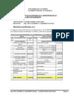 Semana 04 - A Practica Calificada Nº 1 Labratorio Contable - El Sampedrano s.A