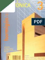 [Architecture Ebook] Tectonica 03 - Hormigón (I) In Situ