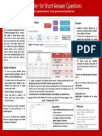 Auto Grader for exams decription
