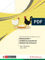 Sector Avicola Dic2018 050219