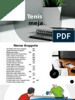 tenis meja PPT
