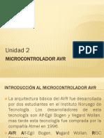 Unidadii Microcontrolador Avr