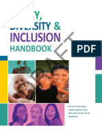 Equity, Diversity & Inclusion Handbook - DRAFT