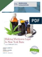 Marijuana White Paper (Feb. 26, 2019)