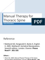 Chap 4. Manual Therapy for Thoracal Spine.pptx