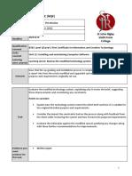 assignment 4 brief unit 15