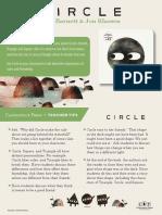 Circle by Mac Barnett and Jon Klassen Teacher Tip Card