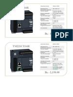 Kits de PLC Para Cursos