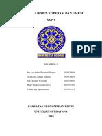 Rmk Manajemen Koperasi Dan Umkm Sap 3