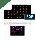 INDICADORES DE CONTROL EN TABLERO DEL AUTOMOVIL A GASOLINA.docx