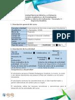 Guía de Actividades y Rubrica de Evaluación - Escenario 2 - Impronta Unadista.pdf