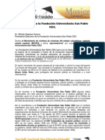 Carta Abierta a La Funda SanPCEU