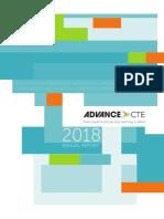 Advance CTE 2018 Annual Report