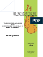 Música Brasileira- Piero Bastianelli
