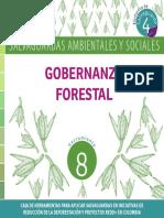 8 Gobernanza Forestal