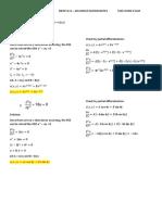 Admath Exam 1