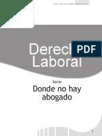 NoAbogado Derecho Laboral