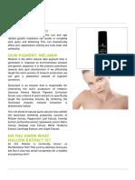 Buy Natural Pigment Correction Serum Online