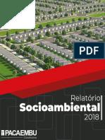 Relatório Socioambiental 2018
