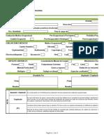 PTH-FR-01 Solicitud Evaluacion Medica Ocupacional