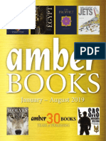 Amber Books Ltd Trade Catalog Jan-Aug 2019