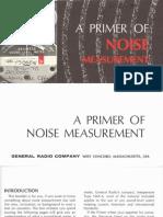 A Primer of Noise Measurements.pdf