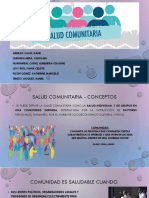 Salud Comunitaria 1