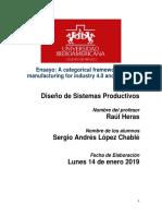 Sergio Lopez - Industry 4.0