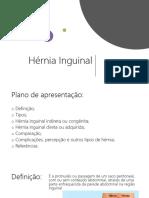 Hérnia Inguinal