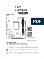 Mb Manual Ga-h110m-s2v(Ddr3) Pt