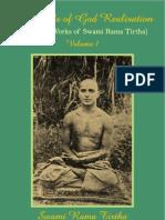 In Woods of God Realization - Swami Rama Tirtha - Volume 1