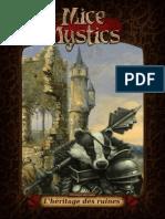Mice and Mystics - L'héritage des ruines, livre de conte.pdf