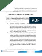 Analisis de Ley Servicio Civico