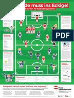 Fussball-Plakat 520x750 Ansicht