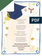 Graduacion marianita