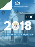 Plano de Atividades e Orçamento 2018