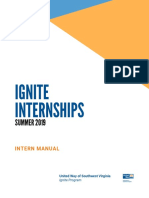 intern manual ignite