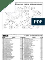 Catalogo Distribuidor de Calcario Piccin