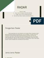 Radar PPT
