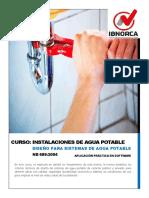 Instalaciones de Agua Potable Ok