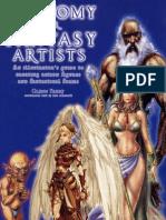 Drawing for Fantasy Art