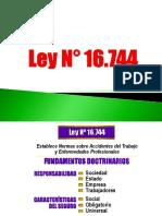 Ley N°16.744.ppt