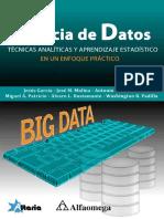Ciencia de datos. Técnicas analíticas y aprendizaje estadístico. Un enfoque práctico - Jesús García.pdf