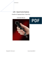 GCS ProxiPen Manual V2.1