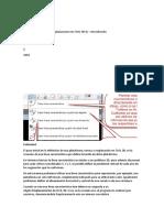 Líneas Características y Explanaciones en CIVIL 3D