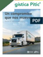 Informe de Sustentabilidad  2018 TP Infologistica Marzo 2019