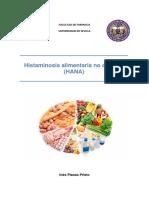TFG Histaminosis Alimentaria No Alérgica.