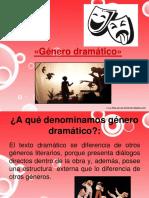 TEXTO DRAMÁTICO guía de aprendizaje 1.ppt