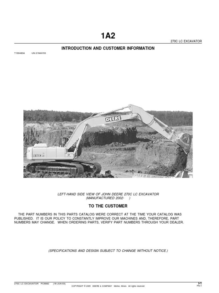 John Deere Bushing TH102409